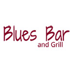 Blues Bar & Grill logo - UK Blinds Plymouth Ltd.