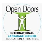 Open Doors logo - UK Blinds Plymouth Ltd.