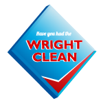 Wright Clean logo - UK Blinds Plymouth Ltd.